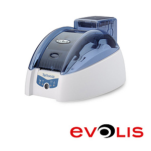 Evolis Tattoo RW Kartendrucker USB ETH MAG