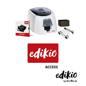 Evolis Edikio Access Kartendrucker-Bundle