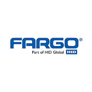Fargo HDP5000 Ribbon & Film loading label