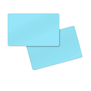 PlusCard PVC Light Blue (100)