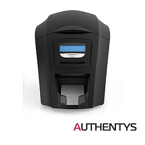 Authentys Plus Kartendrucker USB ETH