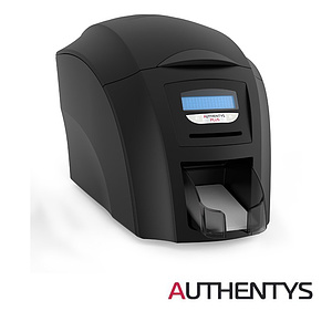 Authentys Plus Kartendrucker USB ETH DUO