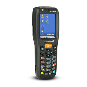 Datalogic Memor X3, 1D, USB, RS232, BT, WLAN, Num., Kit